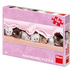 Koťátka pod dekou 150D panoramic