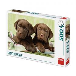Labrador 500 Puzzle