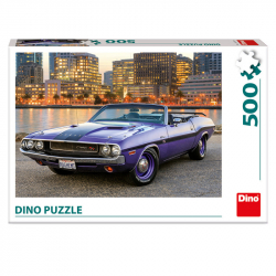 AUTO DODGE 500 Puzzle