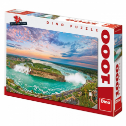 Niagárské vodopády 1000D