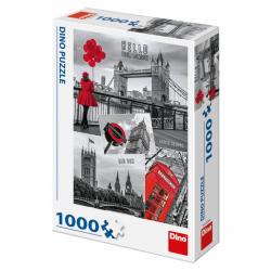 Londýn - koláž 1000D