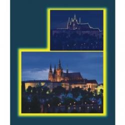 Večerní Praha 1000D star