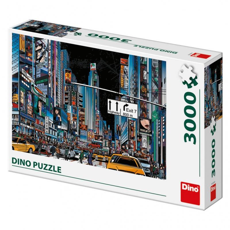 Noční New York 3000D