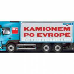 Kamionem po Evropě hra