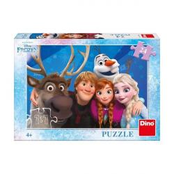 puzzle 24 dielikov Selfie FROZEN - Ľadové kráľovstvo