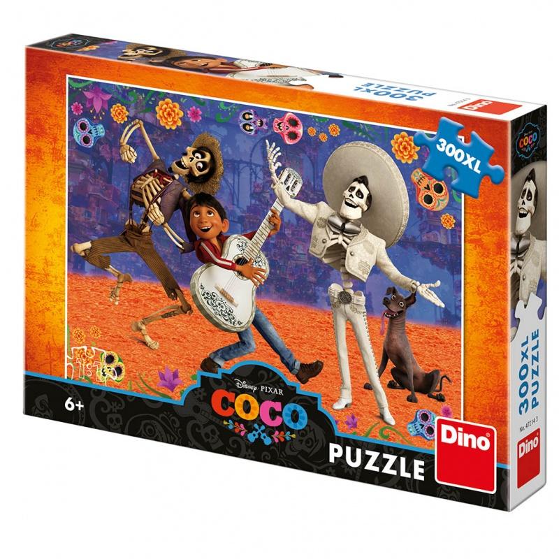 Puzzle 300 XL COCO - Splněný sen
