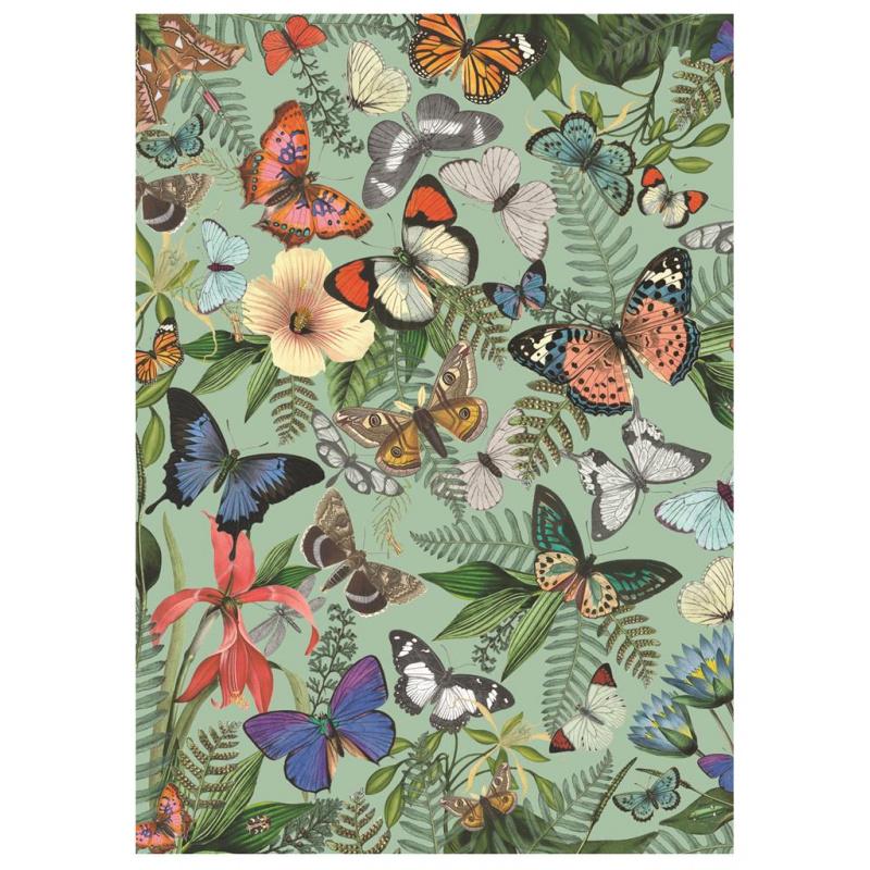 Dino Puzzle Butterfly Meadow 1000 sztuk
