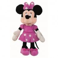 Pluszowa Minnie Disneya w różowej sukience, 22 cm