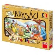 Dětská hra - KRYSÁCI