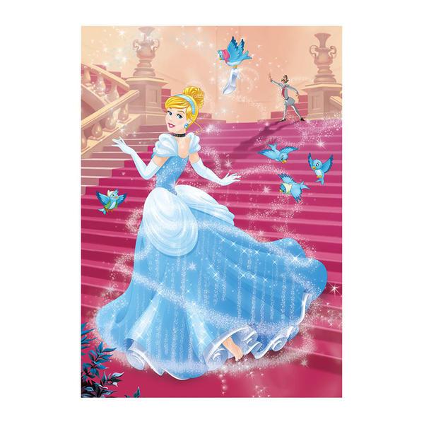 Dino Puzzle Cinderella na schodach 200 sztuk