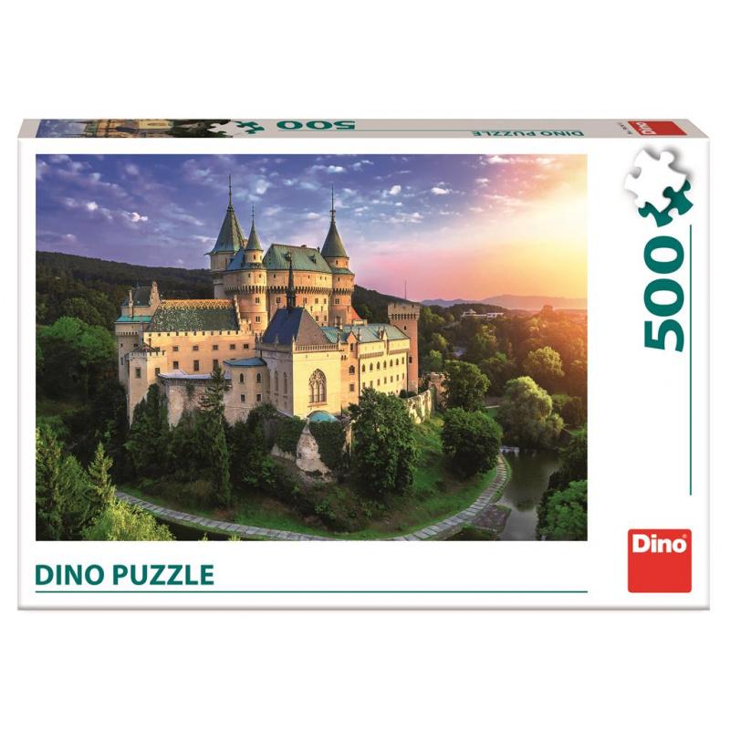 Dino Puzzle Zámok Bojnice 500 dielikov
