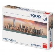 Dino Puzzle Manhattan za súmraku 1000 dielikov
