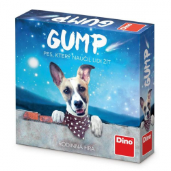 Dino Rodinná hra Gump