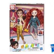 Disney Princess Módní bábiky A