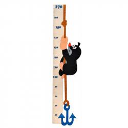 Detský meter - Krtko na kotve