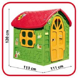 Domeček zahradní