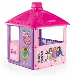 Dětský zahradní domeček, plastový, Barbie