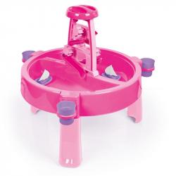 Hrací stolek 3v1, jednorožec