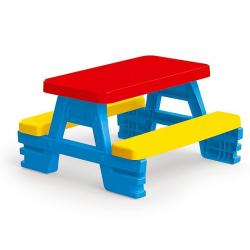 Piknikový stôl pre 4