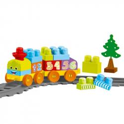 Detská vlaková súprava, 36 ks
