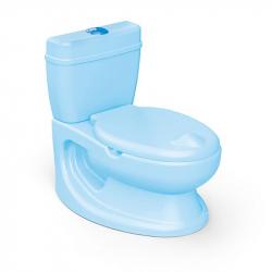 Dětská toaleta, modrá