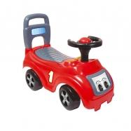 Odrážedlo auto červené s opěradlem