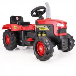 Elektrický detský traktor, 6V