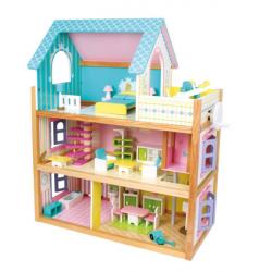 Drevený domček veľký Residence 1557