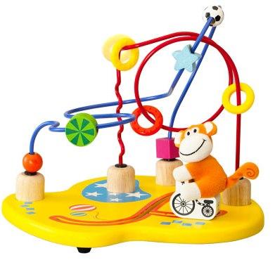 Motorický labyrint cirkus