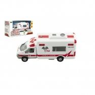 Autko Ambulans 15cm