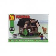 Stavebnice Dromader Farma 28508 219 ks