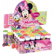 Bublifuk Minnie 60ml (dis.36 ks.)