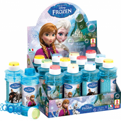 Bublifuk Frozen 300 ml (display 12 ks)