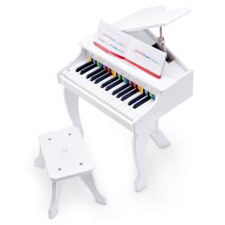 Deluxe piano, bílé