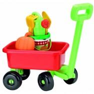 Wózek ogrodowy z akcesoriami Simba