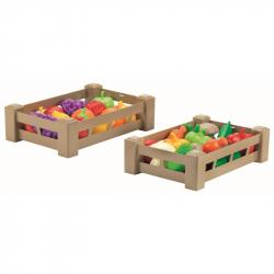 Přepravka s ovocem nebo zeleninou