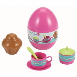Vajíčko s jedálenským setom, DP9, 3 druhy