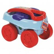Abrick Maxi Vozík s kostkami 40 ks