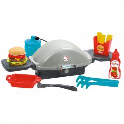 Burger BBQ gril plynový
