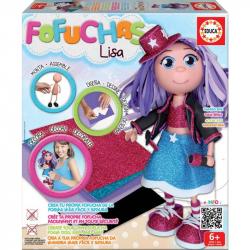Lalka Fofucha Lisa Pop Star