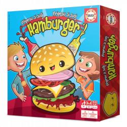Hra - Priprav si svoj Hamburger