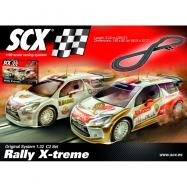 Autodráha C2 Rally X-treme  1:32