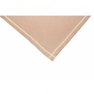 Letní deka BIO bavlna 70 x 100 cm hnědá