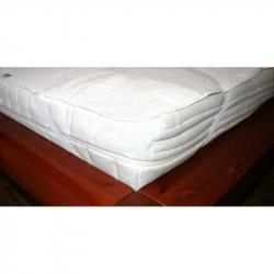 Chránič matrace 50 x 80cm froté + záter