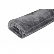 Deka VELVET 70x100 cm šedá