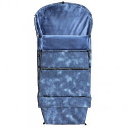 Fusak COMBI JEANS - modrý