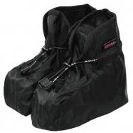 Detské návleky na topánky čierne