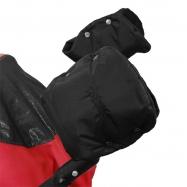 Rukávník ke kočárku/rukavice černý