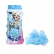 Frozen 450 sprchový gel + žinka