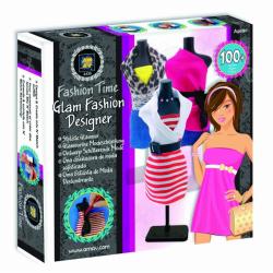 Fashion Time, návrhářka